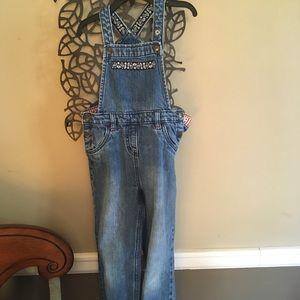 HA Jean Overalls Size 110